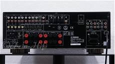 yamaha rx v559 dolby digital dts 6 1 av receiver