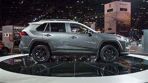 2020 Toyota RAV4 TRD Off Road Is More Than An Aesthetic