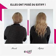 Photos Avant Apr 232 S De La Pose D Extensions De Cheveux 100