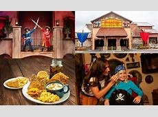 Pirates Voyage Dinner Show in Pigeon Forge