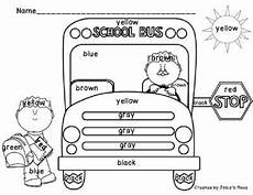 transportation safety worksheets 15235 free color word recognition and coloring sheets from josie s place on teachersnotebook