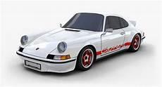 3d Model Porsche 911 Rs