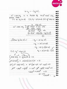 algebra worksheets leaving cert 8478 algebra 3 revision enotes factor theorem solving cubic equation unknown coeffecients notes