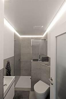 indirekte beleuchtung im badezimmer plameco decke mit