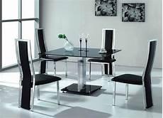 Esszimmertisch Mit Stühlen - esszimmertisch mit st 252 hlen die ein modernes ambiente kreieren