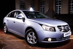 New 2009 Daewoo Lacetti GM's Chevy Cruze Launches In