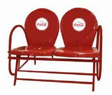 coca cola swing gliders swings and porches on