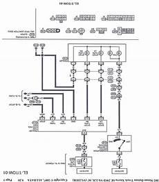 2001 nissan xterra trailer wiring diagram trailer wiring