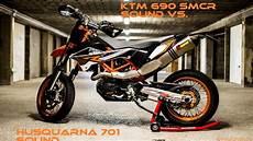 Ktm 690 Smcr Sound Husqvarna 701 Sound Supermoto Smb