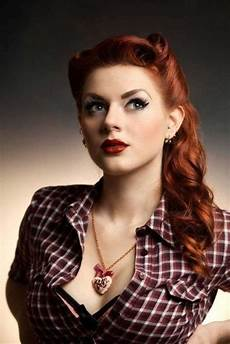 Rockabilly Style Hair For Hairstyles Haircuts