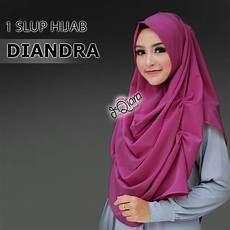Pashmina Instan Diandra Model Kekinian 2018 Trend