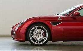 FCA Can Sell You An Alfa Romeo 8C Competizione And