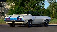 1969 Pontiac Trans Am Convertible 4 Speed The Only