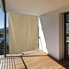 sichtschutz schuetzt balkon sichtschutz sonnenschutz vorhang seitenmarkise