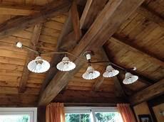 il soffitto taverna illuminazione ladari e applique in ceramica