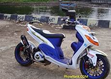 Modifikasi Mio M3 Babylook by Modifikasi Motor Mio M3 Babylook Gambar Modifikasi