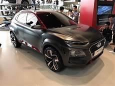 2019 Hyundai Kona Iron Special Edition Hyundai Cars