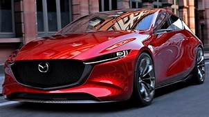 Best Looking Hatchback Car The Mazda Kai Concept  YouTube