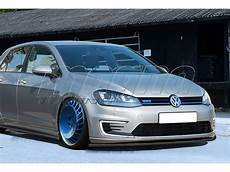 Vw Golf 7 Gte I Line Front Bumper Extension