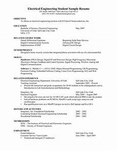 electrical engineer fresher resume how to create an