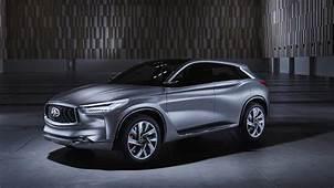 INFINITI QX Sport Inspiration Mid Sized SUV Concept Car