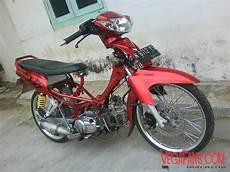 R New Modif by R New Merah Modif Sreet Racing