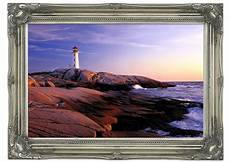 peggys point lighthouse peggys cove scotia seascape art mural printed wall mural