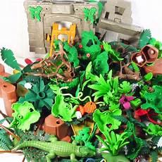 Malvorlagen Playmobil Jungle Playmobil Jungle Ruins Lot Aztec Temple 3015 Treasure Cave