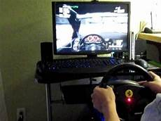 thrustmaster gt experience racing wheel gameplay