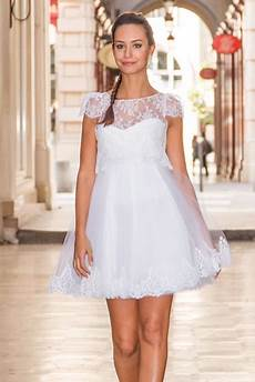 robe pour mariage civil chic robe courte mariage civil 2018