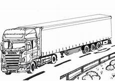 Malvorlagen Lkw Scania Ausmalbilder Lkw Malvorlagen Ausmalbilder
