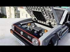 Lego Vw Golf Gti Mk1 Made From 1 278 Bricks