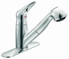 kitchen faucets pull out moen 67570c salora series single handle pull out kitchen faucet chrome contemporary