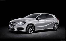 Mercedes A Class 2013 Widescreen Car Image 04