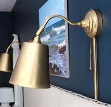 ikea wall light hack shine diy design