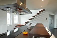 escalier moderne quart tournant escalier sur mesure design inox moselle 57000 metz