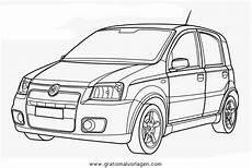 fiat panda gratis malvorlage in autos2 transportmittel