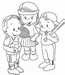 sports day coloring pages 17757 pinto dibujos marzo 2011
