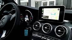 apple carplay mercedes apple carplay on 2018 mercedes glc300