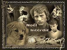 Johnny Hallyday Noel Interdit
