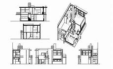 schroder house plans the rietveld schroder house an iconic 20th century house