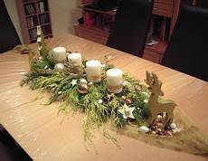 einfache weihnachtsdeko selber machen schnelles adventsgesteck weihnachten advent