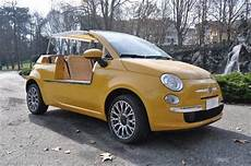 fiat 500 jolly fiat 500 jolly conversion classic italian cars for sale