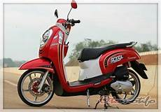 Velg Babylook by 2019 Modifikasi Scoopy Terbaru Babylook Thailook Stylish
