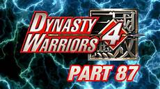 let s perfect dynasty warriors 4 part 87 wu part 13 youtube
