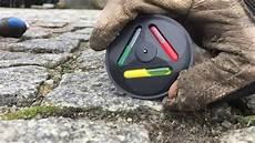 diebstahlschutz farbpatrone farbbombe entfernen in slomo