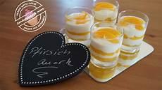 Pfirsichquark I Dessert I Nachtisch In 5 Min Zubereitet