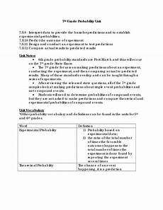 probability math worksheets 7th grade 5848 12 best images of probability worksheets 7th grade math 7th grade math worksheets math