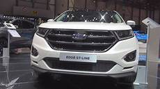 ford edge st line ford edge st line 2 0 tdci 210 hp 2017 exterior and interior in 3d
