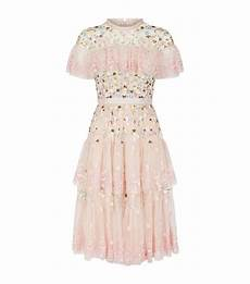 needle thread anglais embellished dress available to buy